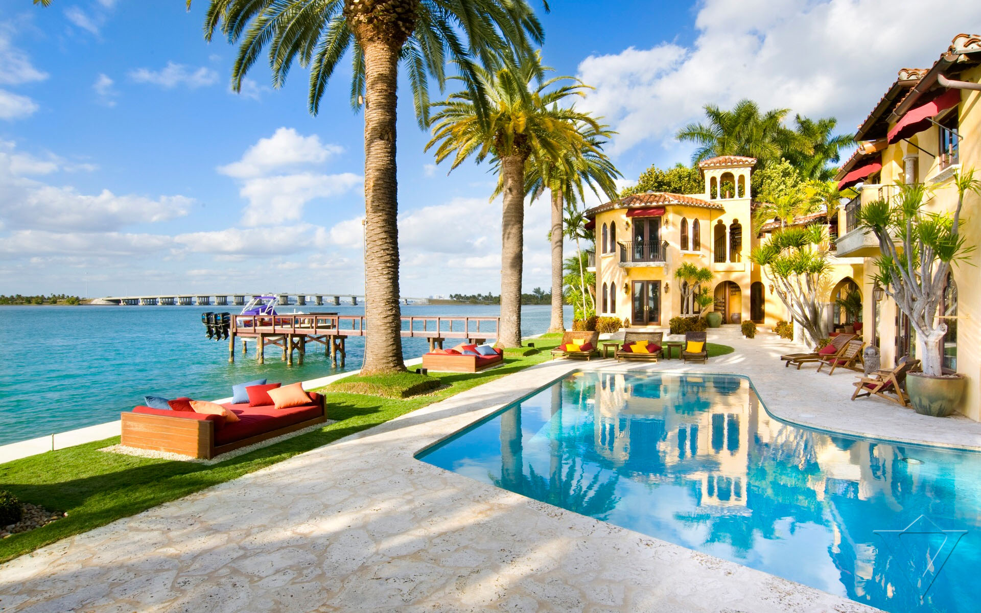 Villa jasmine for Best houses in miami