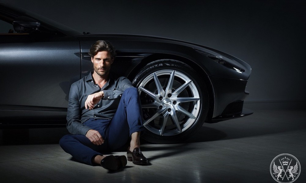 Aston Martin By Hackett Capsule Collection For Autumn/Winter 2016