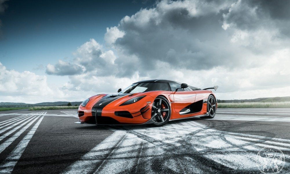 Koenigsegg Agera XS and Regera Are Heading To Monterey Car Week