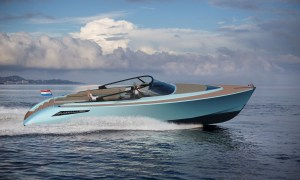 The Wajer 55 Is One Of The Stunners At The Monaco Yacht Show