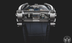 MB&F Unveils Horological Machine N° 8