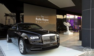 The First Ever Rolls-Royce Boutique Opens in Dubai