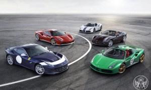 Ferrari Tailor Made Creates 70 Liveries To Celebrate 70th Anniversary