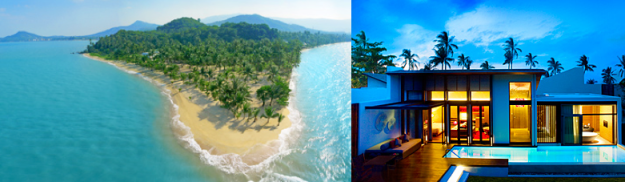 Relax On An Island Within An Island At W Hotel S Newest W