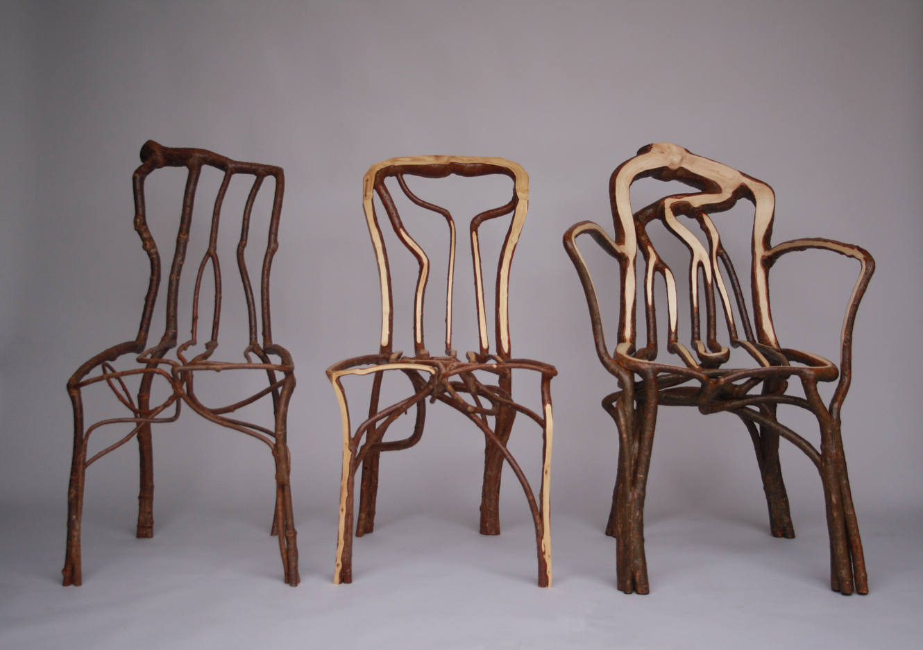Grow Your Own Chair Gavin Munro S Truly Natural Furniture