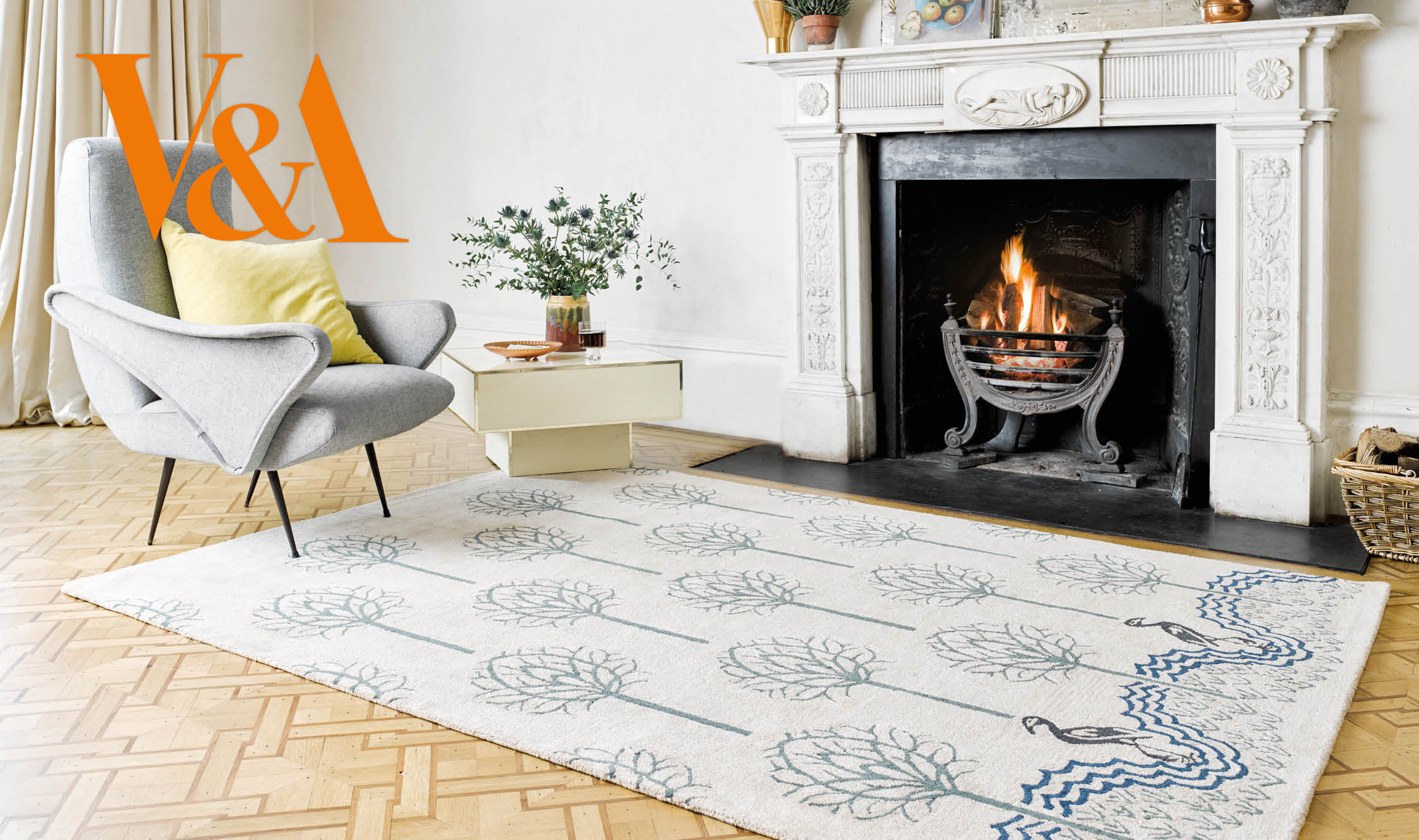 Decoration Salon Moderne Facebook V A Inspired Collection Luxmi By Flair Rug