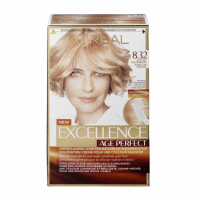 L'Oreal Excellence Age Perfect Hair Color 8.32 1 st