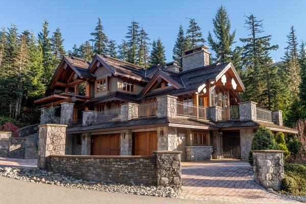 Whistler Luxury Home
