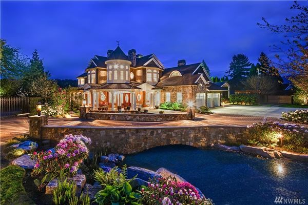 Greater Seattle Luxury Homes and Greater Seattle Luxury Real Estate