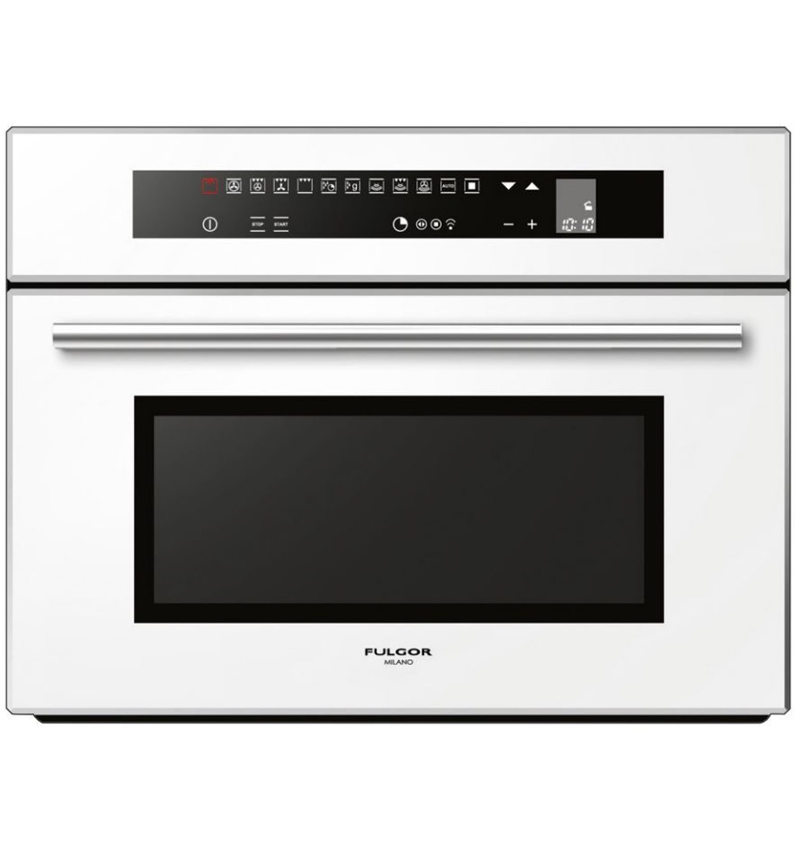 Integrated Microwave Fulgor Milano Fcmo 4511 Tm Combi Oven With Integrated