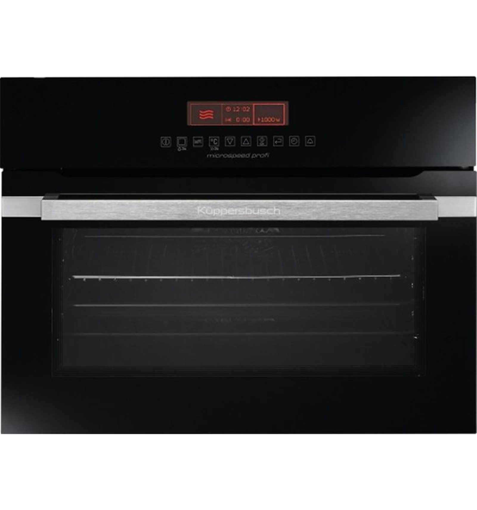 Integrated Microwave Kuppersbusch Eebkm 6750 J Profession 43 Oven With