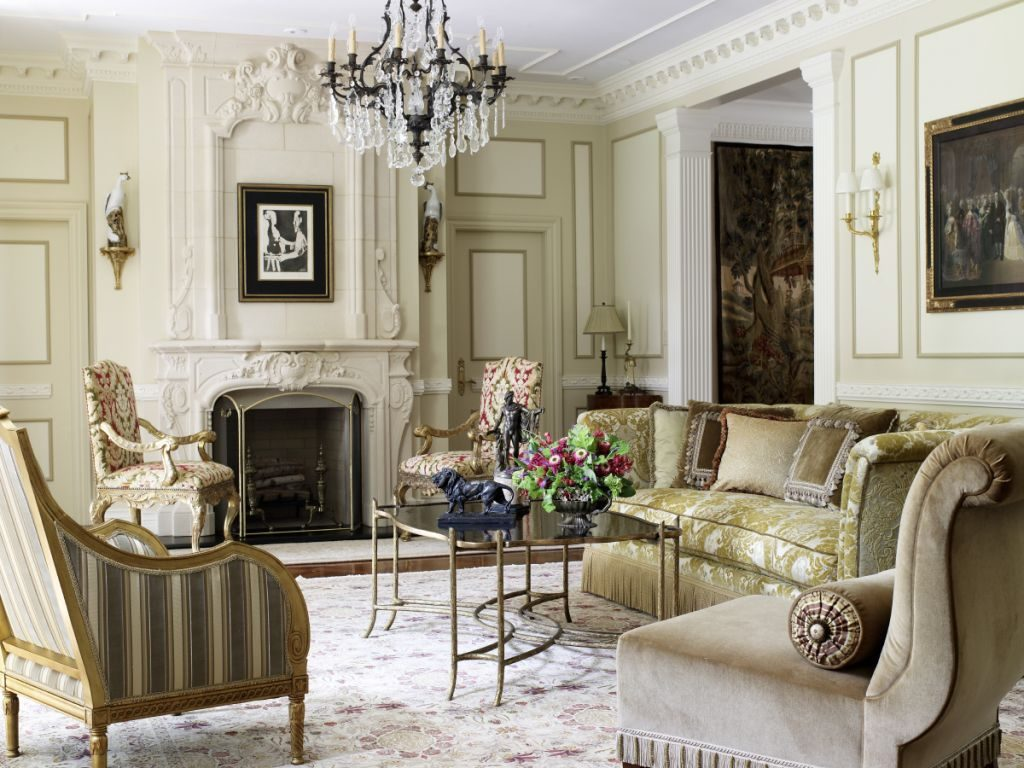 Neoclassical Interior Design A Look At Neoclassical Style Lux Trim