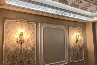 Wall Moulding & Wall Frames Ideas - Lux Trim Interior Design