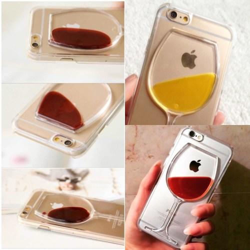 liquid wine iphone samsung