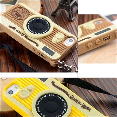 tourist camera iphone case