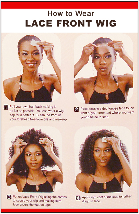 Install Lace Wig Luxurioushair S Weblog - How To Install A Front Door