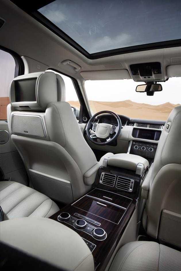 Range Rover Velar Interieur The All-new Range Rover Is Revealed, Their Most Refined