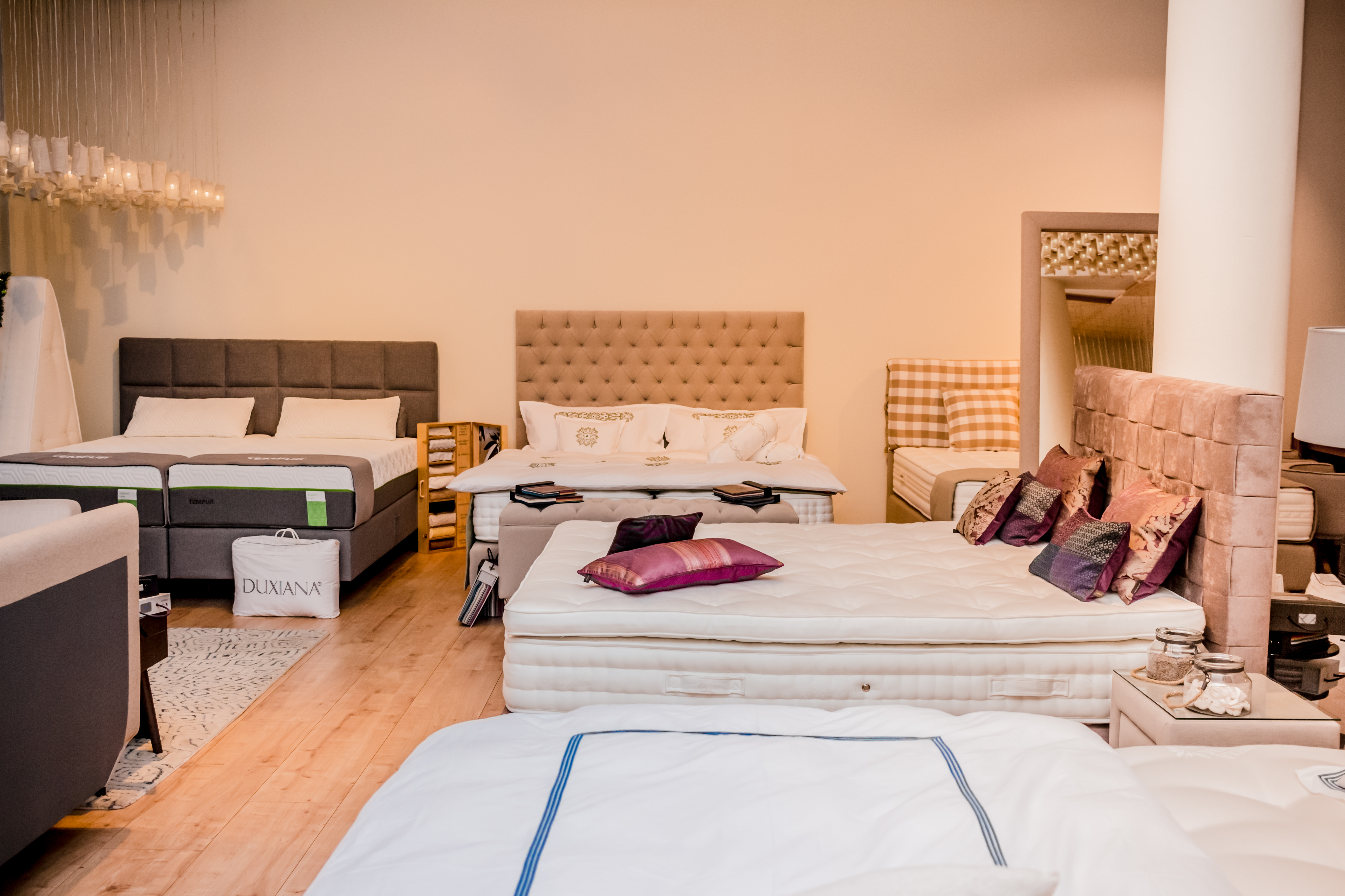 Tempur Betten Berlin Showroom Luxury Bedrooms