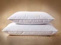 Finest Hutterite White Goose Down Pillows. Free Shipping.