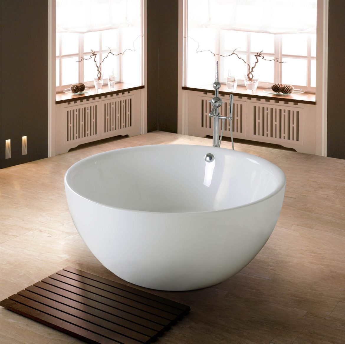 Bathroom Trends for 2016 by Maison Valentina