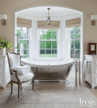 10 Master Bathrooms with Luxurious Freestanding Tubs
