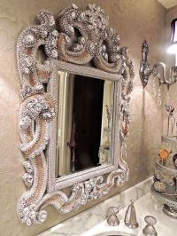 10 Spectacular Luxury Bathroom Mirrors That Will Delight ...