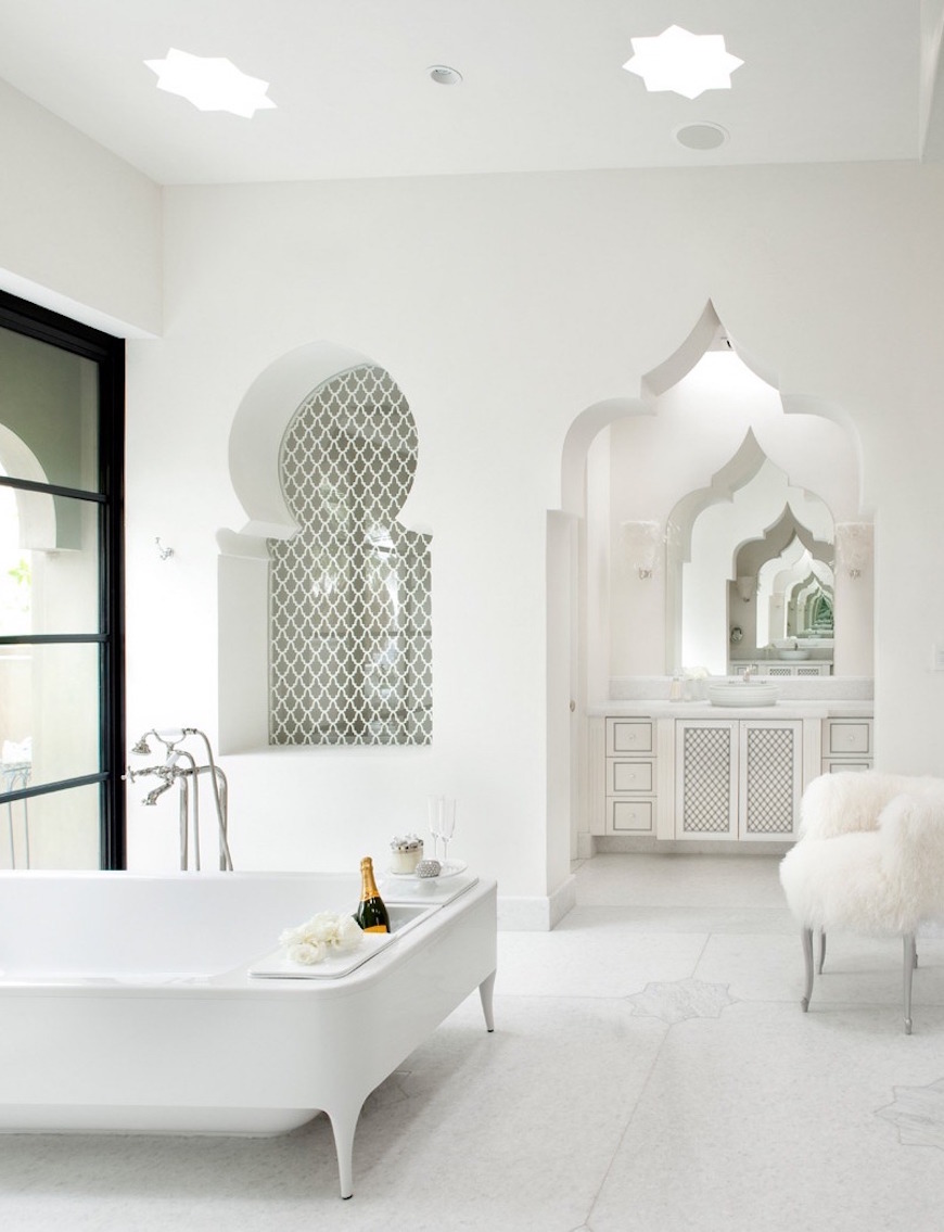 50 Magnificent Luxurious Master Bathroom Ideas Full Version
