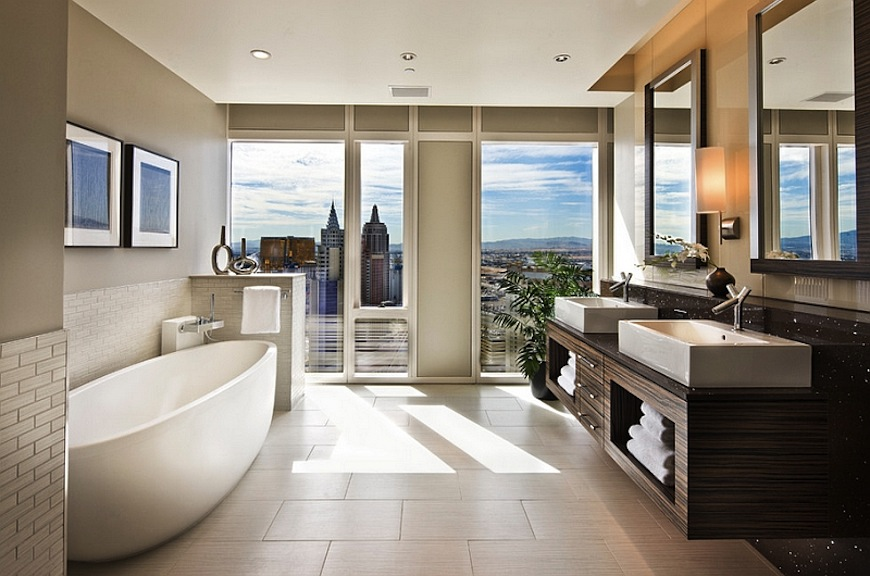 Trendy Bathroom Ideas to Make Your Home Looks a Luxury Spa - spa ideas for home
