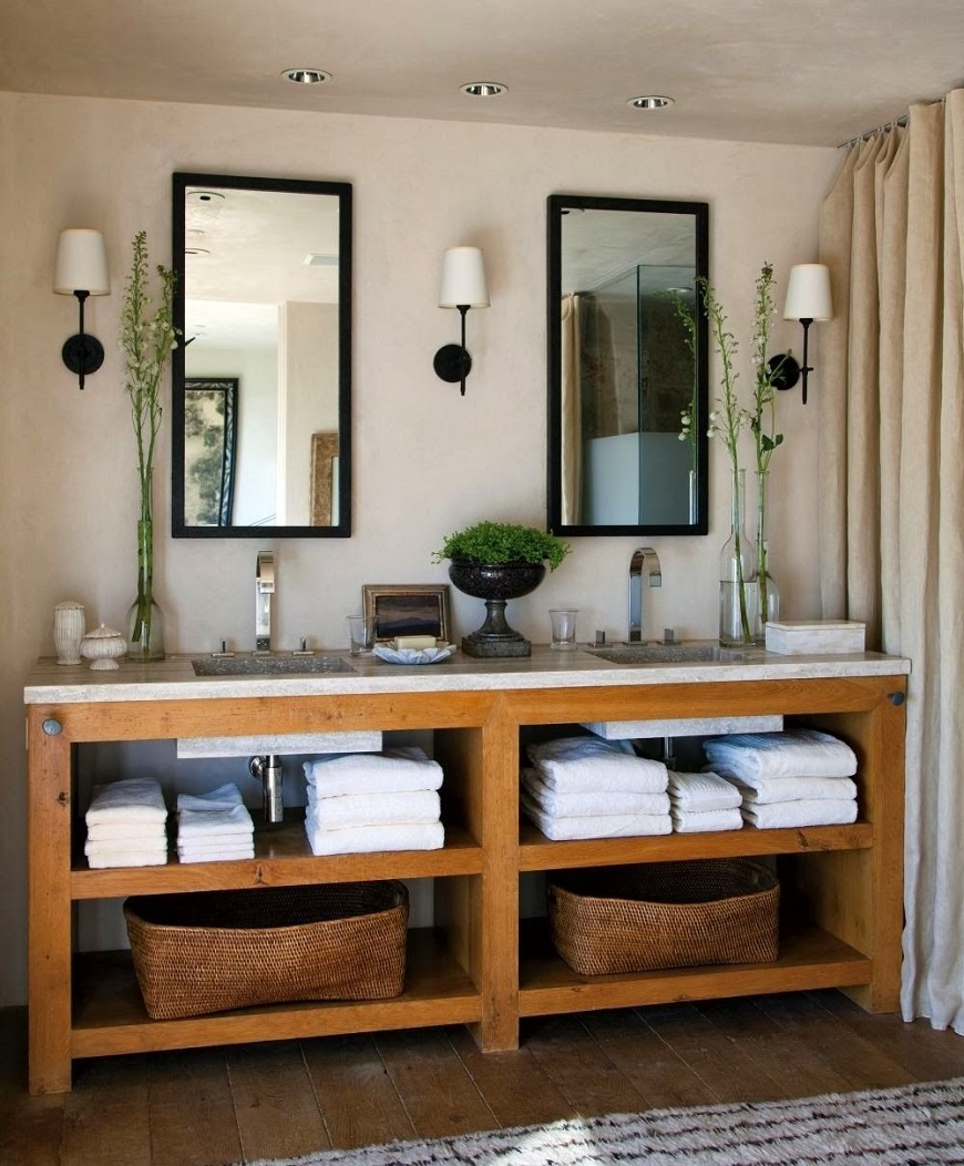 24 Stunning Luxury Bathroom Ideas For His And Hers