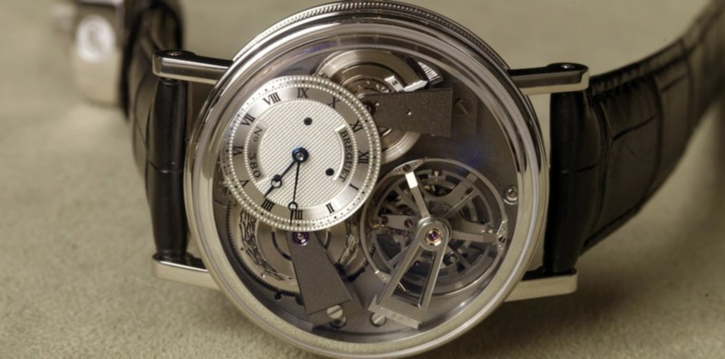 seized breguet tourbillon yvr