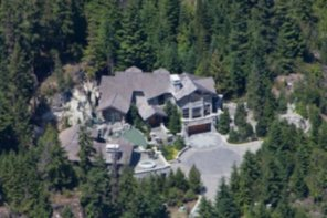 Treetop Estate In Whistler BC