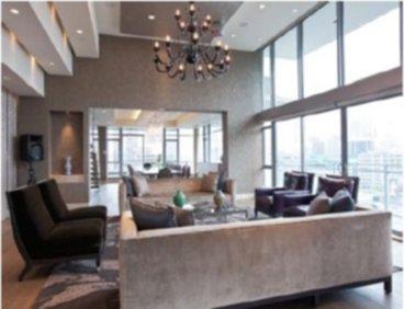 vancouver 25k penthouse rental