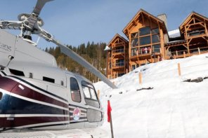 World's Best Ski Chalet Is Here In BC!