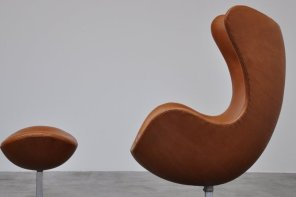 Rare Find: Original Arne Jacobsen Egg Chair
