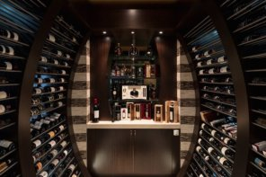 7 Lavish Custom Wine Cellars in BC