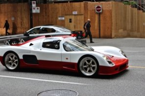 Ultima GTR Spotted In Vancouver