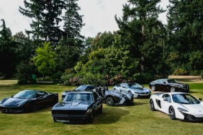 2015 Luxury & Supercar Weekend Vancouver Preview