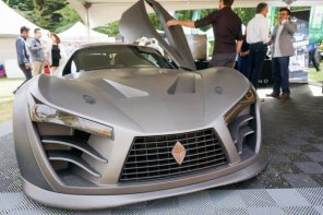 Luxury & Supercar Weekend Vancouver 2015 (Photos)