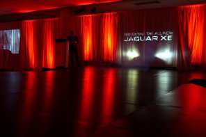 Jaguar – Land Rover Vancouver Party for the New Jaguar XE