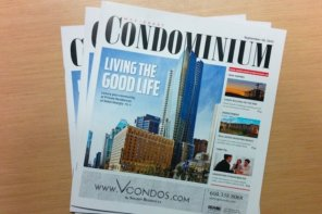 West Coast Condo Magazine Launches