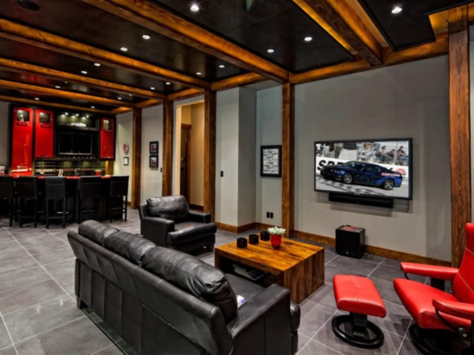 Urban Man Cave Vancouver : Ultimate man cave in vancouver