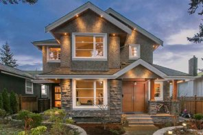 Family Luxury In North Vancouver