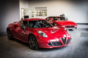 Victoria Welcomes Alfa Romeo Dealership