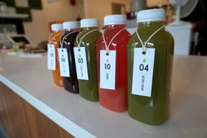Commodity Juicery in Mount Pleasant