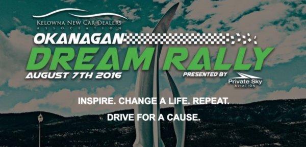 2016 okanagan dream rally