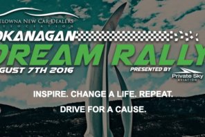 Okanagan Dream Rally 2016