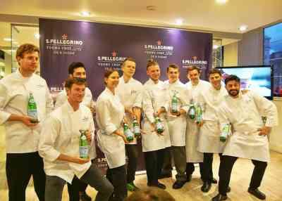 Announcing the Winner! S.Pellegrino Young Chef UK & Ireland
