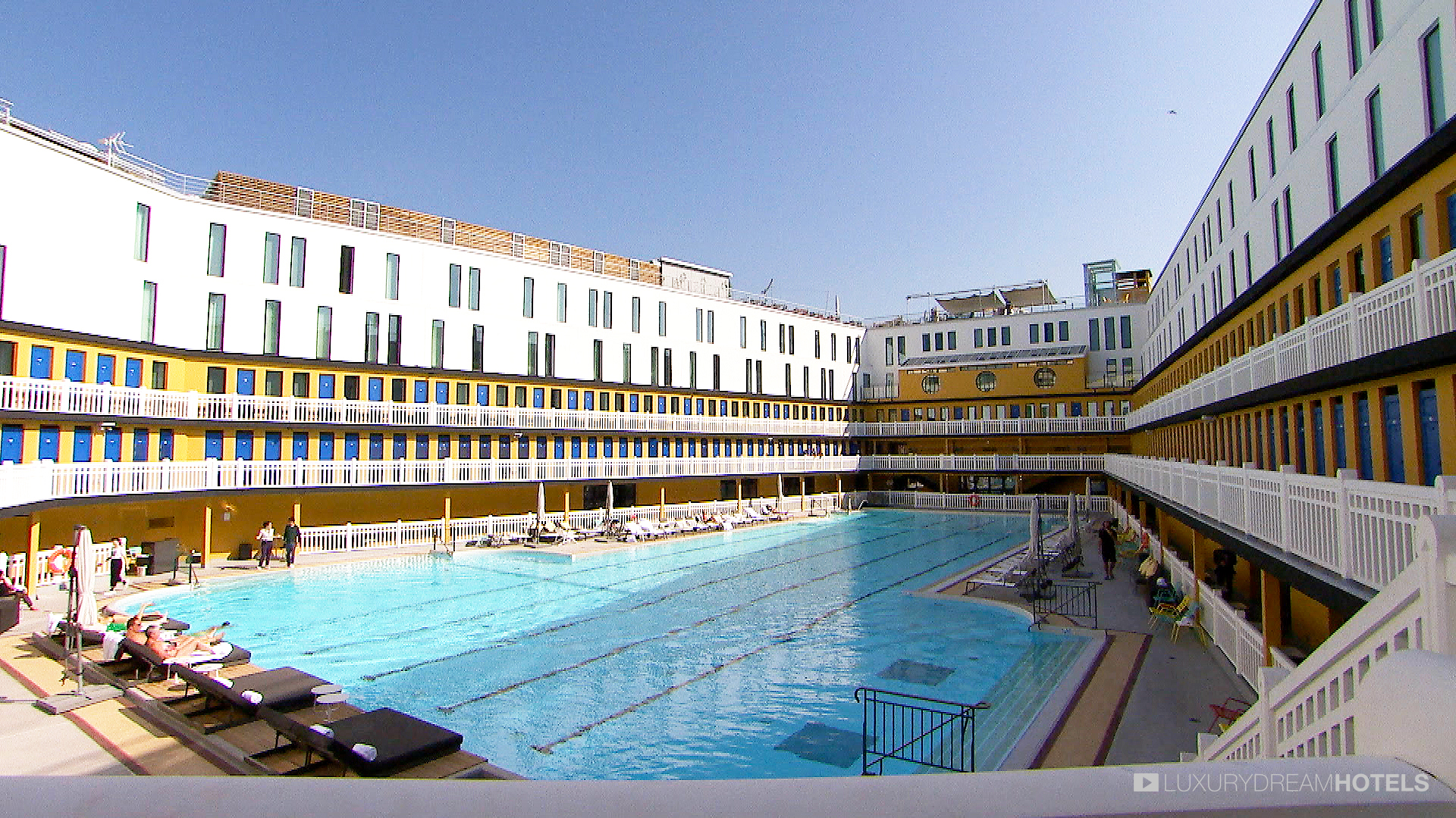 Hotel Molitor Piscine Hôtel De Luxe Hotel Molitor Paris Mgallery Collection Paris