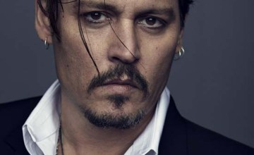 Johnny Depp for Dior Campaign