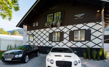 Bentley  Mountain Lodge in Kitzbühel, Austria
